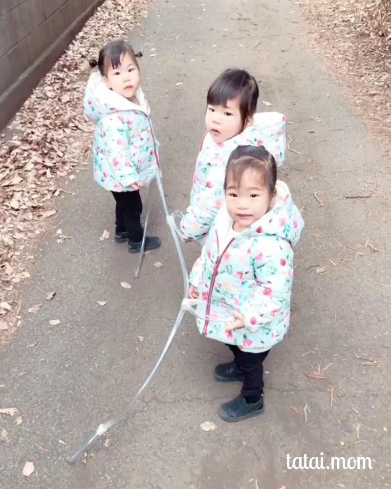 お散歩ヒモ 保育園